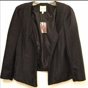 NWT Silence+Noise (Urban Outfitters) Open Blazer
